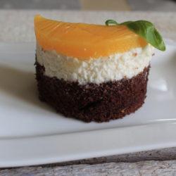 Prăjitură cu suc de portocale