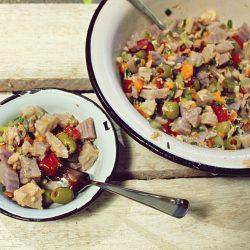 Salata Rogvaiv cu ton